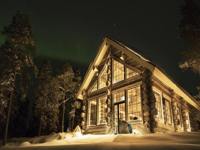 Wildernis Lodge Nangu, Lapland avonturenweek