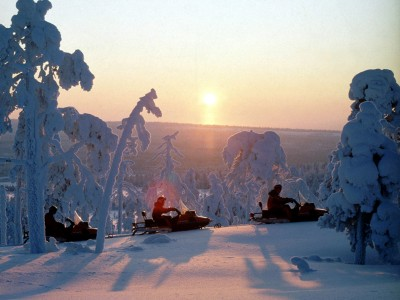 Excursies in Levi Lapland