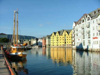 Minibreak Ålesund met BBI Travel